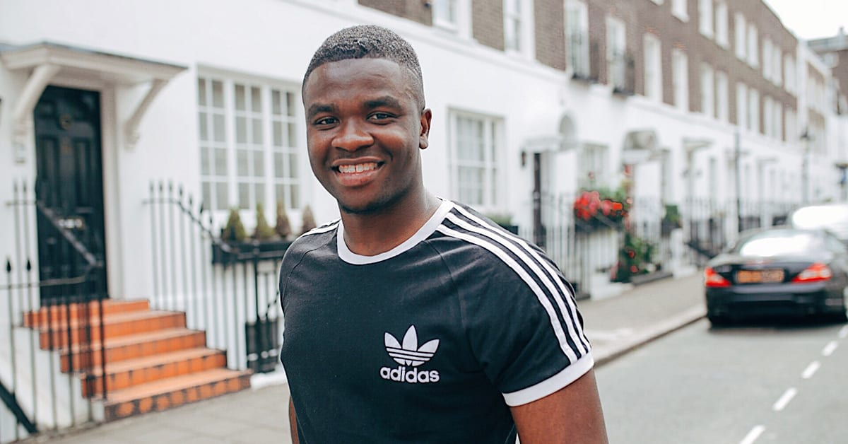 Michael Dapaah Interview: Instagram and #SWIL has gained a huge following, but the real growth ...