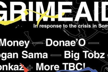 Noisey team up with Road to Freedom for Grime Aid concert in response to the crisis in Somalia