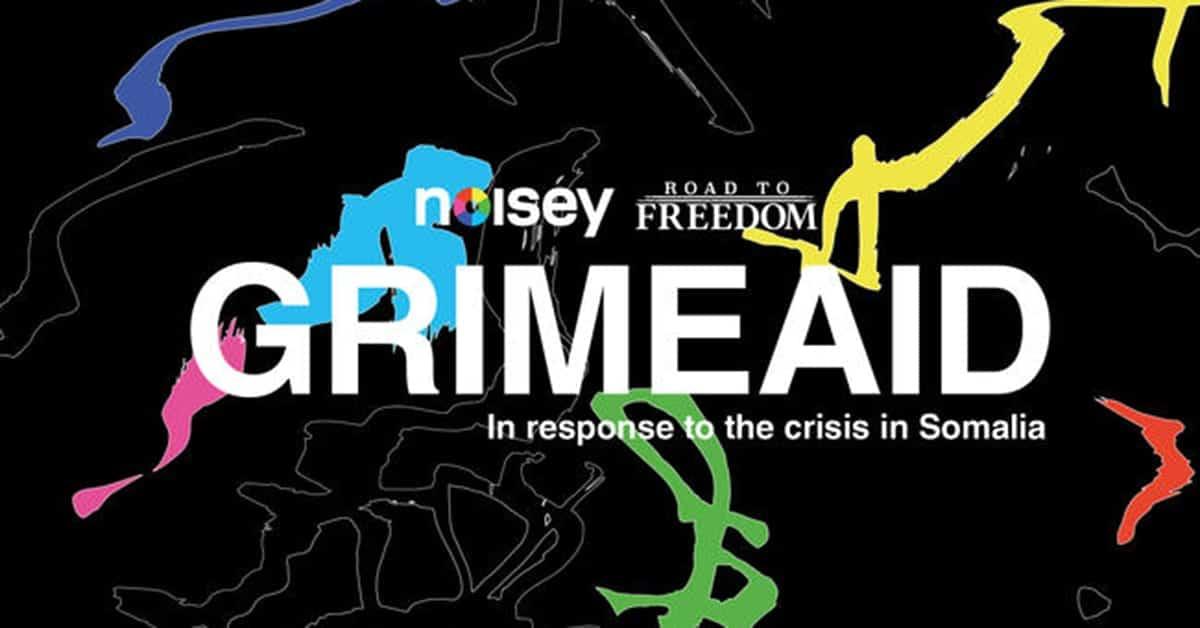 Grime Aid Somalia Noisey