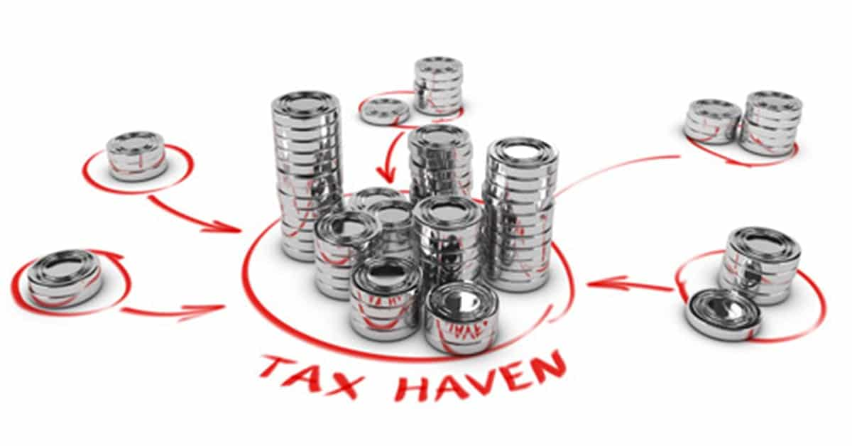 what are tax havens