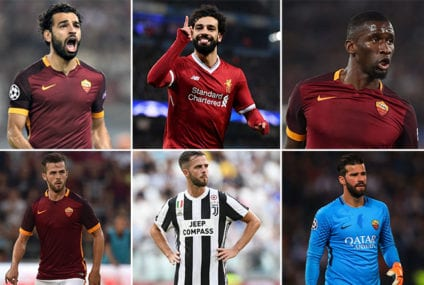 From Mohamed Salah to Alisson Becker, Roma have made at least £10m profit and £245m overall from 11 different players since 2011