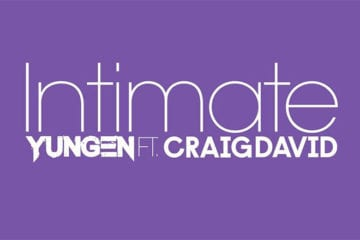 Yungen and Craig David join forces for 'Intimate'
