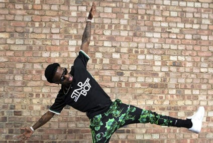 Wizkid teams up with Nike to release special 'Starboy' football jersey