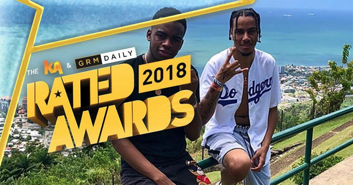 rated award winners rated awards 2018 aj tracey rated award