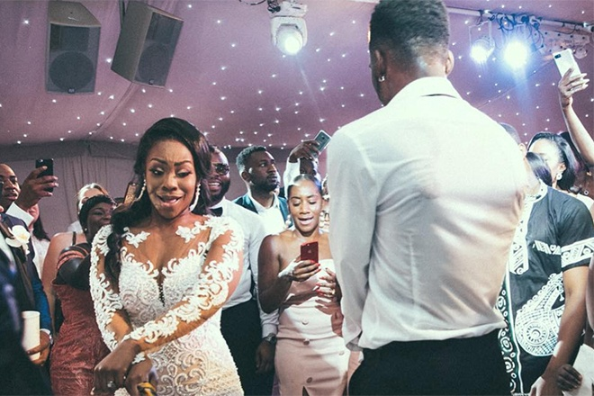 Not3s Drops Wedding Themed Visuals For Palm Wine