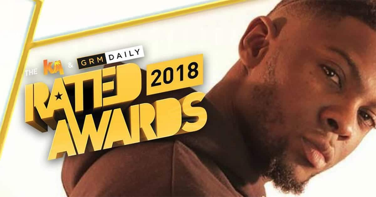 rated award winners rated awards 2018 rapman rated award
