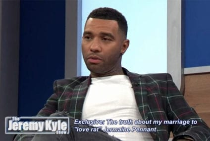 Jermaine Pennant Jeremy Kyle: Former Champions League finalist features on relationship talk-show