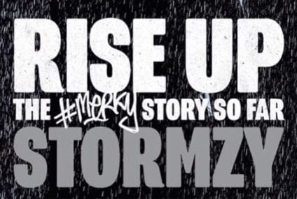 Stormzy announces 'Rise Up: The #Merky Story So Far' book will be out on 1 November 2018