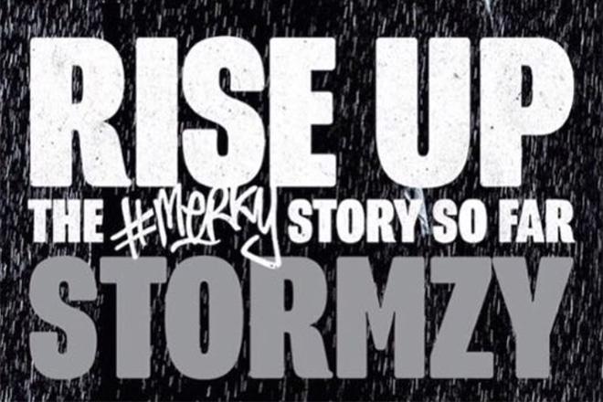 stormzy announces rise up the merky story so far book