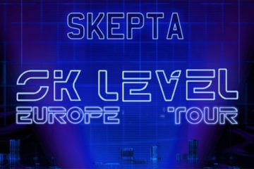 SkLEVEL: Skepta announces 13-city European tour