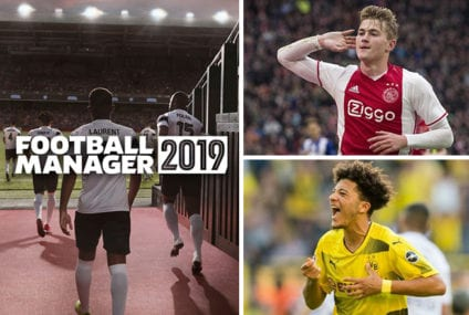 Football Manager 2019 wonderkids: 5 best high-potential (and affordable) signings at every position in FM19