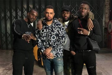 Green Light: Hardy Caprio, Skrapz and Blade Brown team up for new release