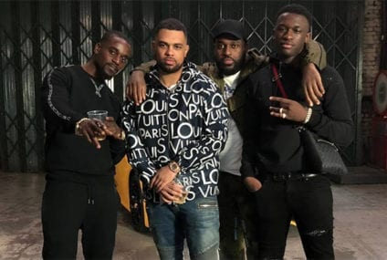 Green Light: Hardy Caprio, Skrapz and Blade Brown team up for latest GRM Records release