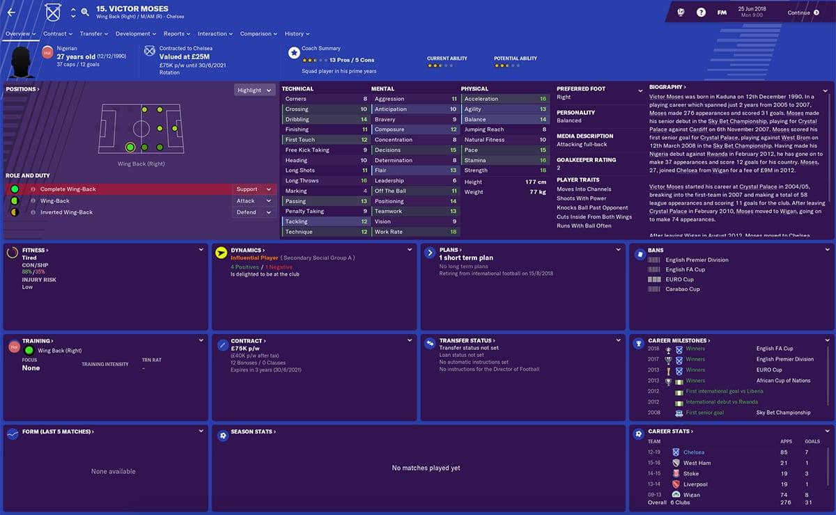 football manager 2019 chelsea fm19 chelsea football manager 2019 eden hazard