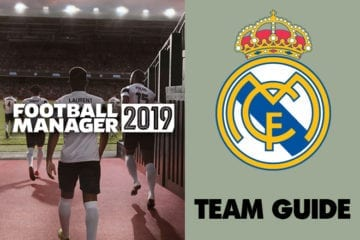 Football Manager 2019 Real Madrid: Team guide, building blocks, best young players & who to sell