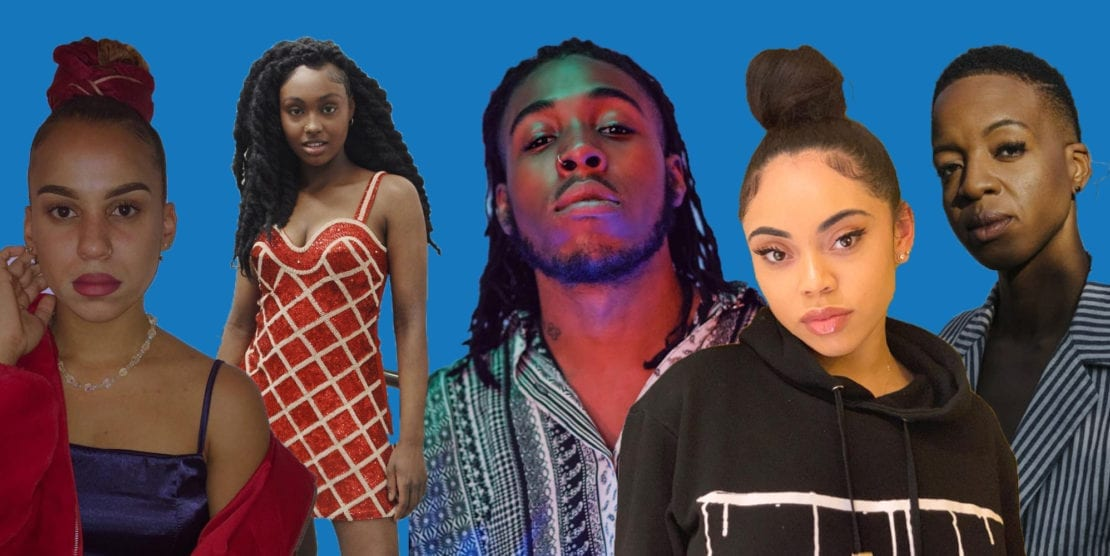5 UK R&B artists set to take 2019 by storm