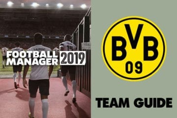 Football Manager 2019 Borussia Dortmund: Team guide, building blocks, best young players & who to sell