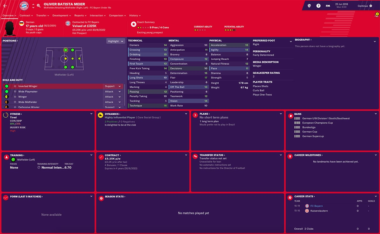 football manager 2019 bayern munich fm19 bayern munich football manager 2019 bayern