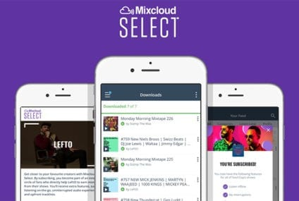 Mixcloud Select – The First Wave: New subscription service launched allowing audio creators to get paid for their content