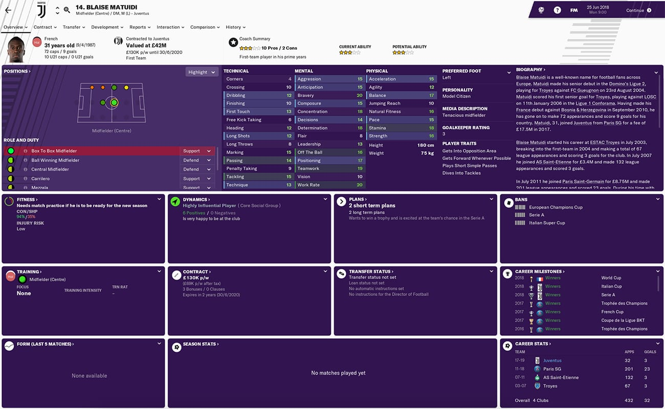 football manager 2019 juventus fm19 juventus football manager 2019 cristiano ronaldo