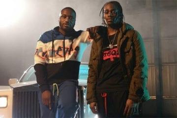 Russ calls in Taze, LD, Digga D, Ms Banks & Lethal Bizzle for 'Gun Lean (Remix)'