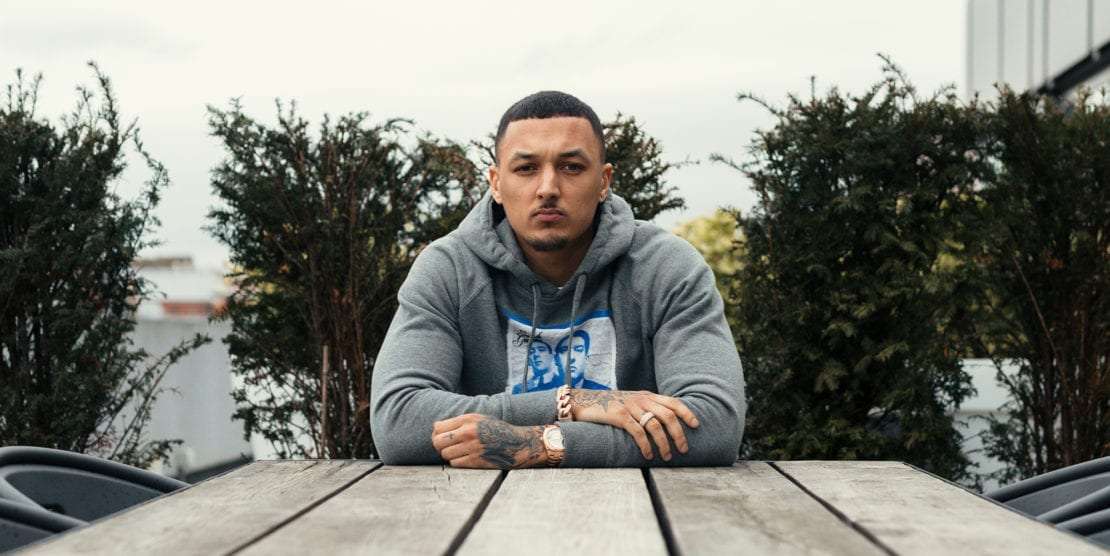 Slim Interview: Lewisham rapper talks 'Again & Again' opening doors, record label interest, chemistry with 1st Born and debut mixtape 'Still Working'