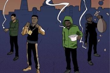 Producer Flyo calls in Suspect, Skrapz & Tiny Boost for 'Rap Ni**az'